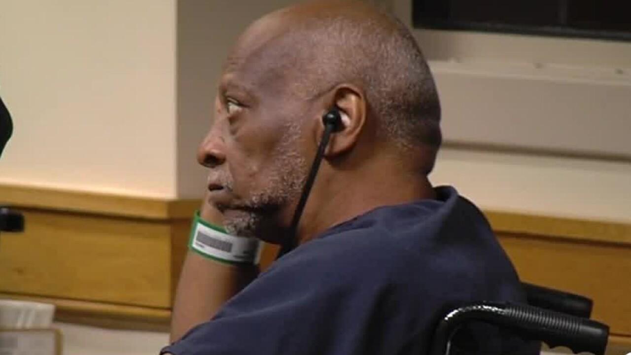 Jeffries Jackson in court on June 20, 2019.