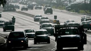 Scheduled freeway closures near UCSD
