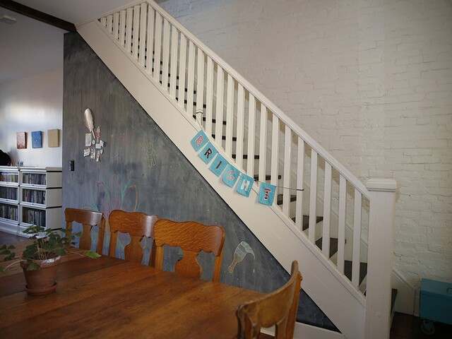 Home Tour: Tiny Row House embodies Over-the-Rhine's colorful history