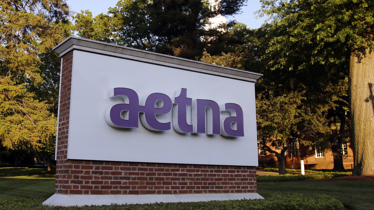 Aetna-Business Sale