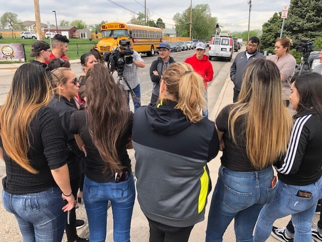 Victory Preparatory Academy students protest graduation cancelation