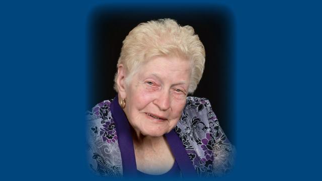Lois Audrey Nelson Rockey October 4, 1926 - June 16, 2021