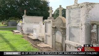 GMA Dave Trips: The sleeping history of Rayne's St. Joseph Cemetery