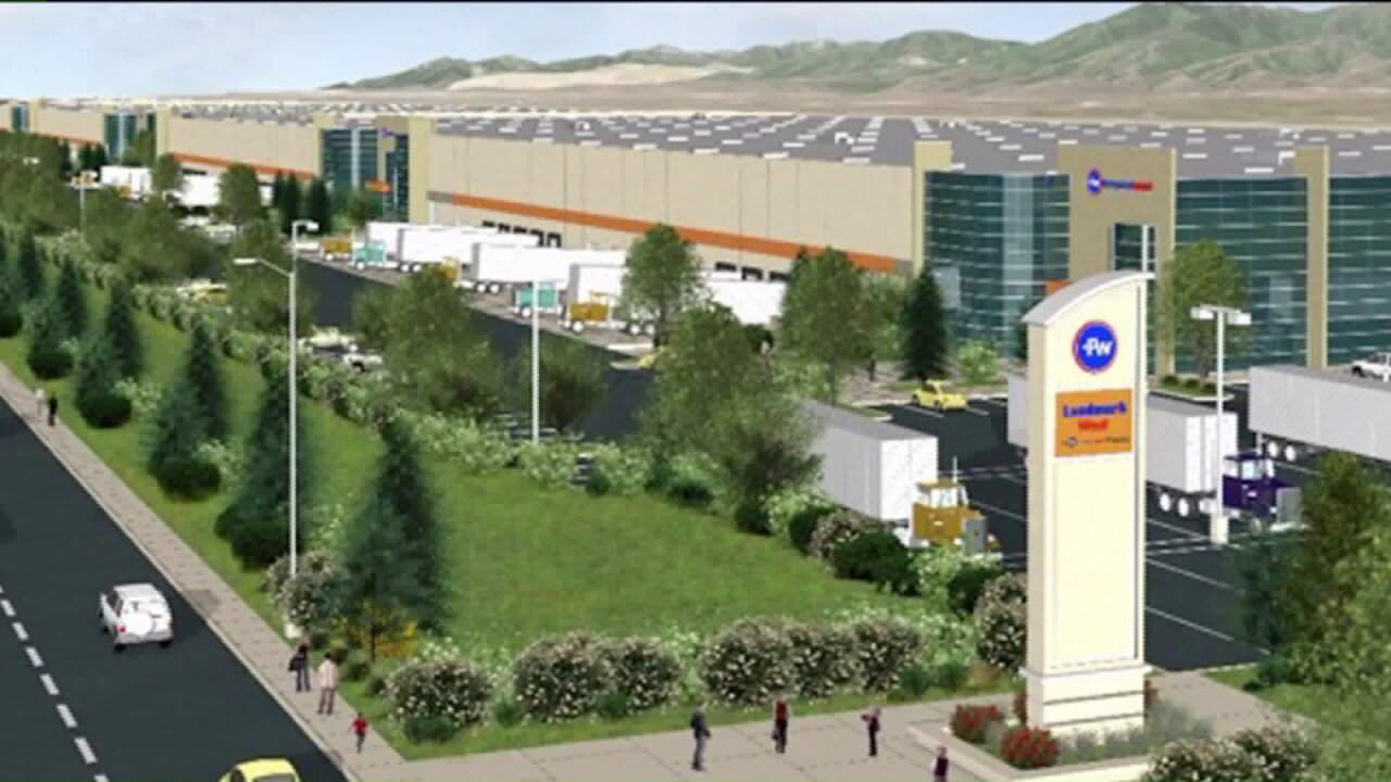 Post cereal distribution center to bring about 100 jobs to Salt Lake City