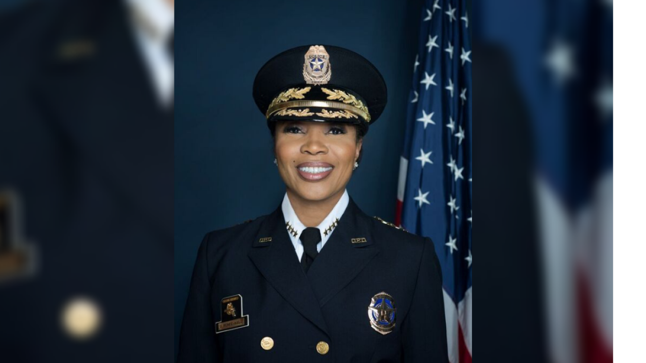 Dallas police chief on medical leave after 'major surgery'