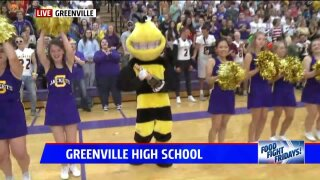 Food Fight Fridays — Greenville High School