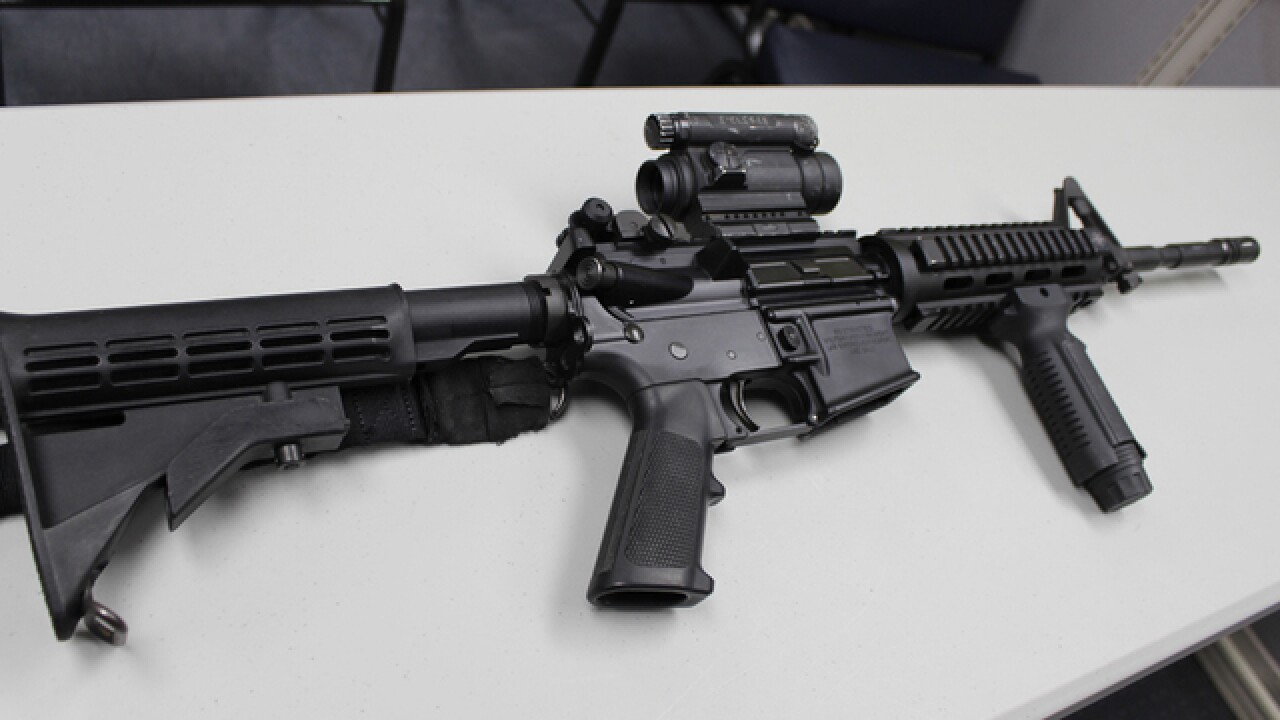 Feds: Man arrested after watching ISIS videos, trying to buy sniper rifle