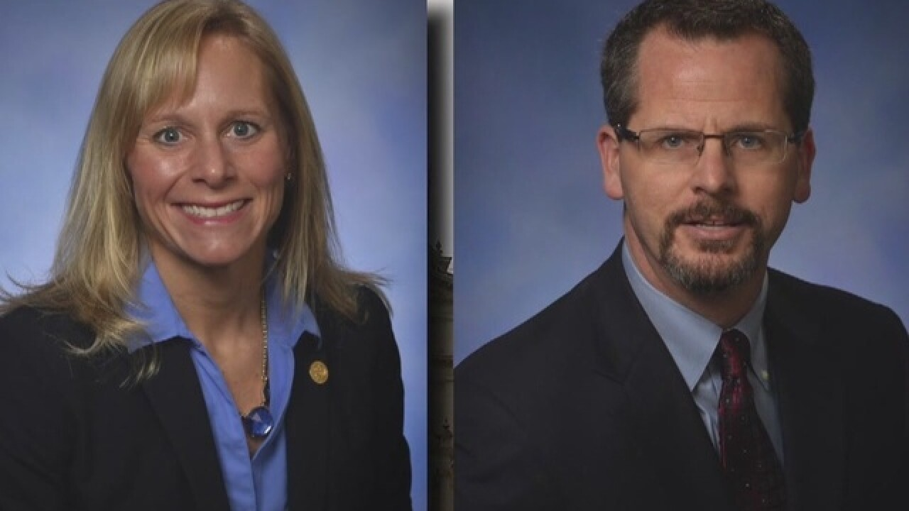 Ex-Reps. Courser, Gamrat facing criminal charges