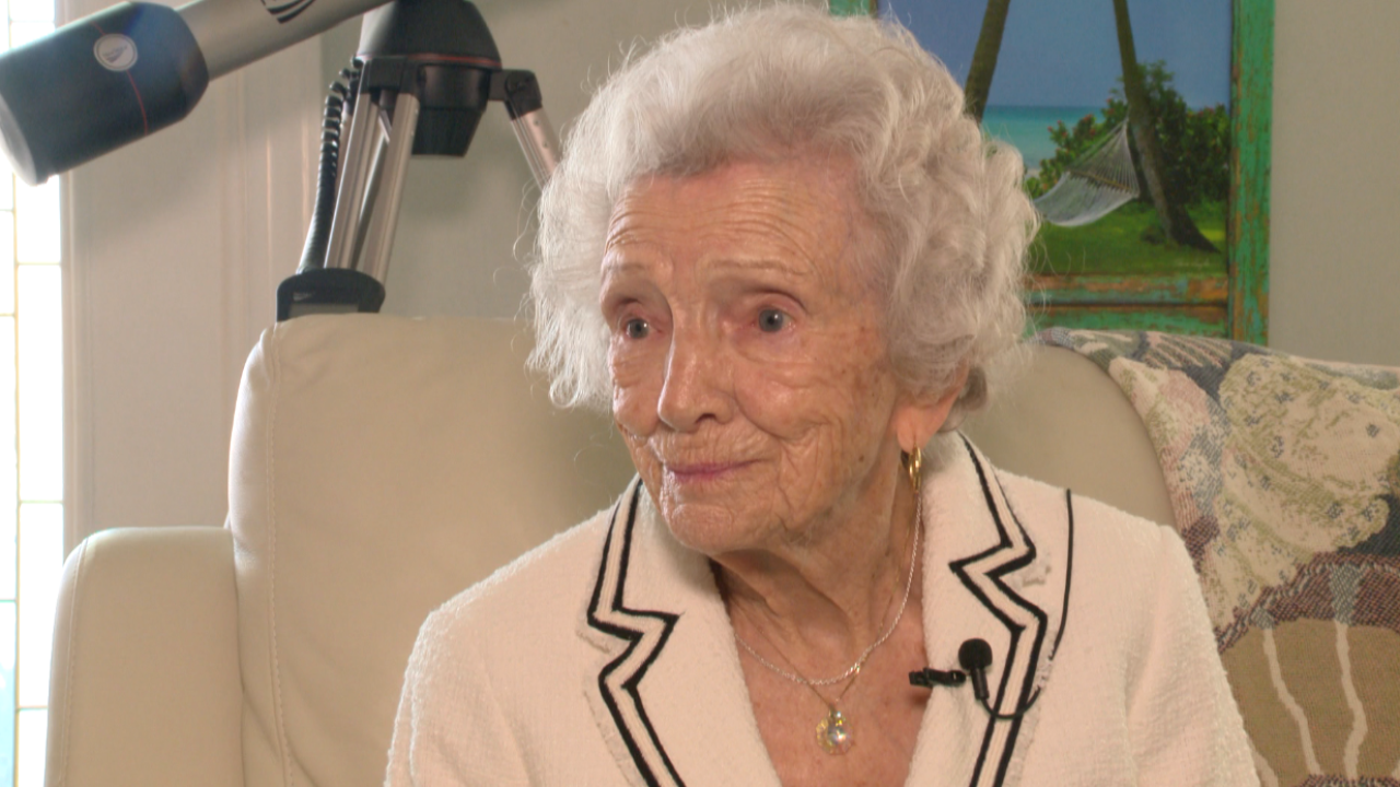 New year, new title: Virginia woman turns 100 on New Year's Day