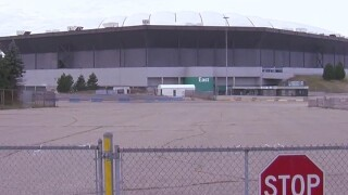 How you can watch the Pontiac Silverdome implosion
