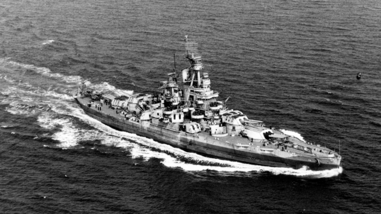 Battleship that survived attack on Pearl Harbor, atomic bomb tests, found at bottom of Pacific Ocean