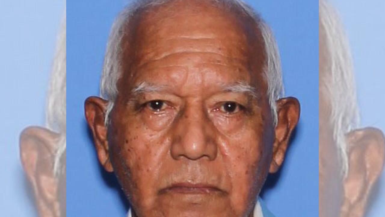 Reuben Peraza Benavidez was last seen around 9 a.m. Monday leaving his home in the 800 block of West Calle de Casas Lindas. Photo via TPD.