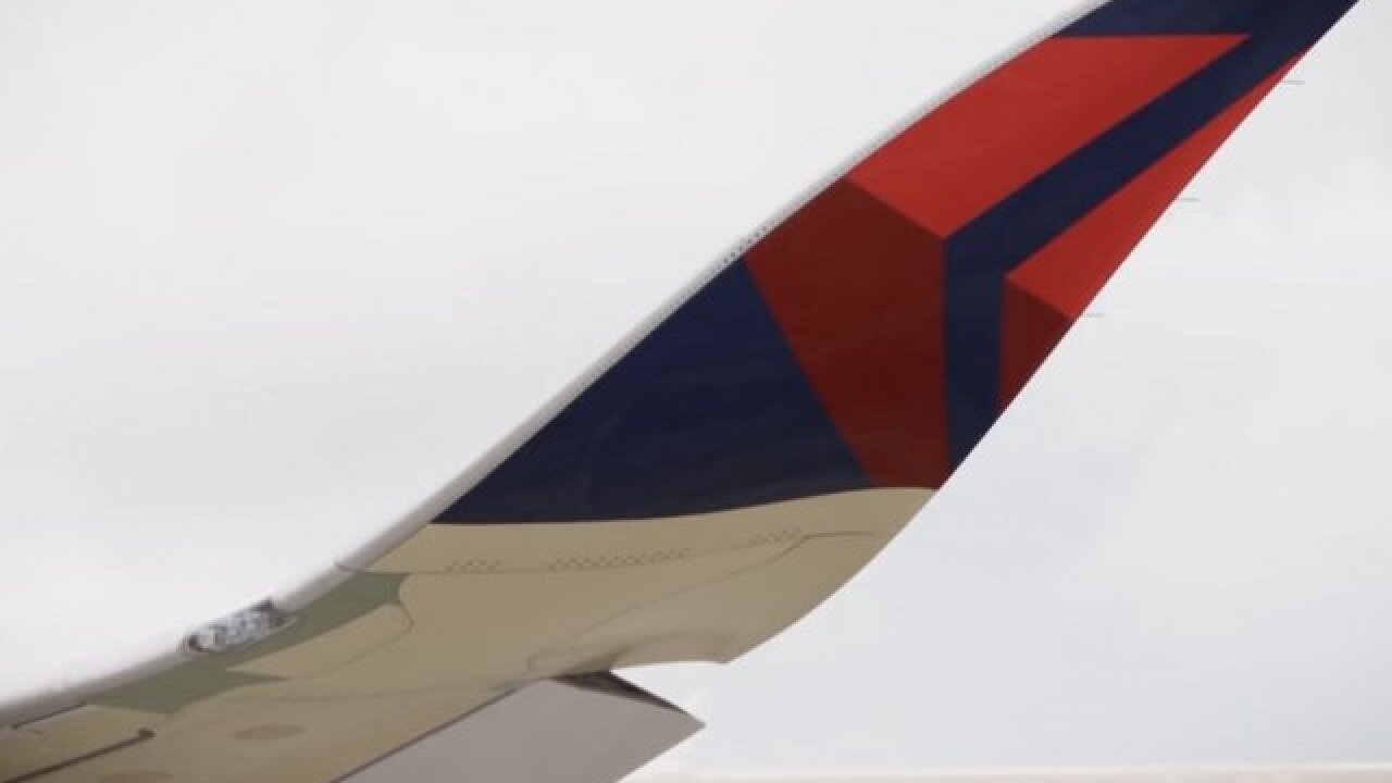 Delta flight makes 'emergency' landing at DTW after crew member experiences medical issue