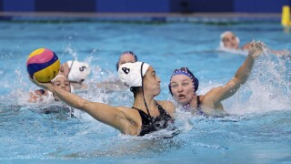 U.S. women's water polo back on track with 18-5 win over ROC