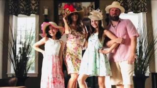 Yvette Brewer family_mystery dinner party