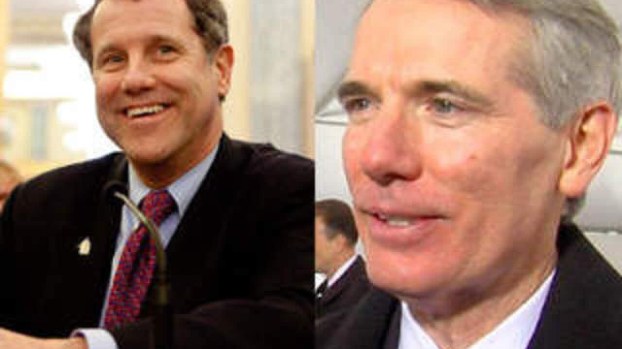 Ohio senators to meet with GM chief over plant closing