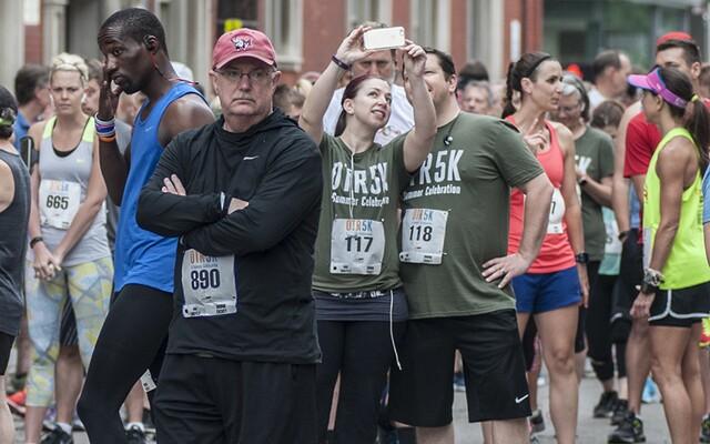 City Flea and OTR 5K & Summer Celebration