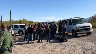 CBP apprehends 393 central american migrants