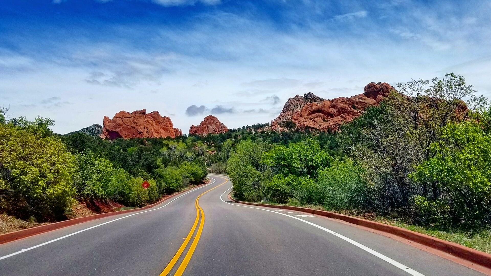 Garden of the Gods Road Michael Randol.jpg