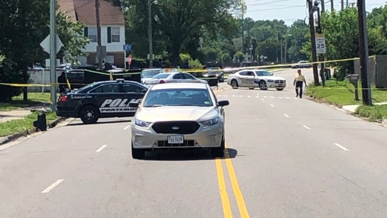 Shooting leaves man dead in Portsmouth