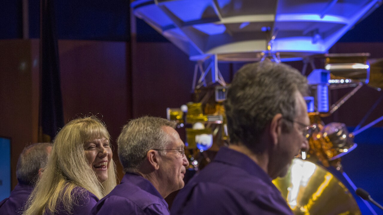Cassini team reflects on 'a tremendous adventure'