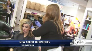 Low-maintenance hair color techniques with Megan Hislop