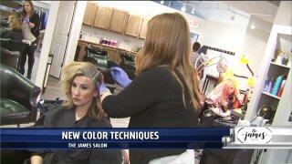 Low-maintenance hair color techniques with MeganHislop
