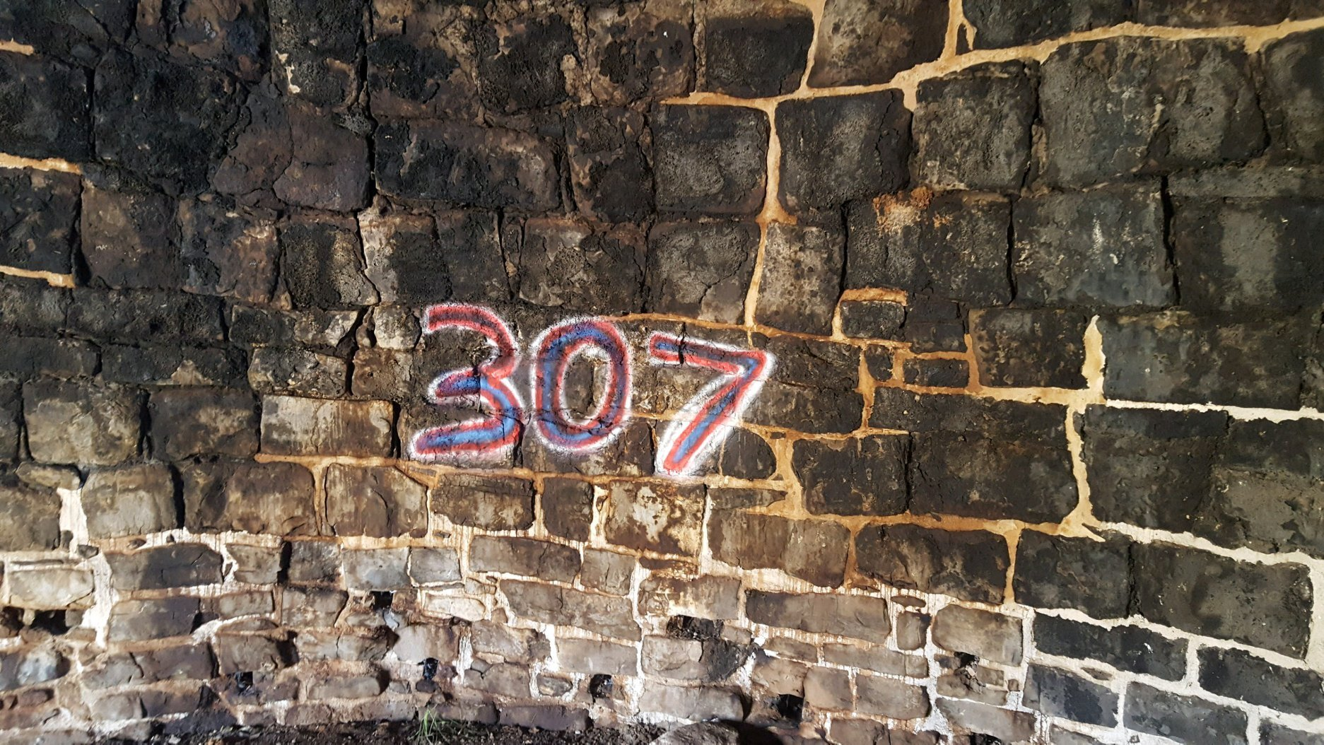 Photos: Uinta County Sheriff's Office investigating vandalism of PiedmontKilns