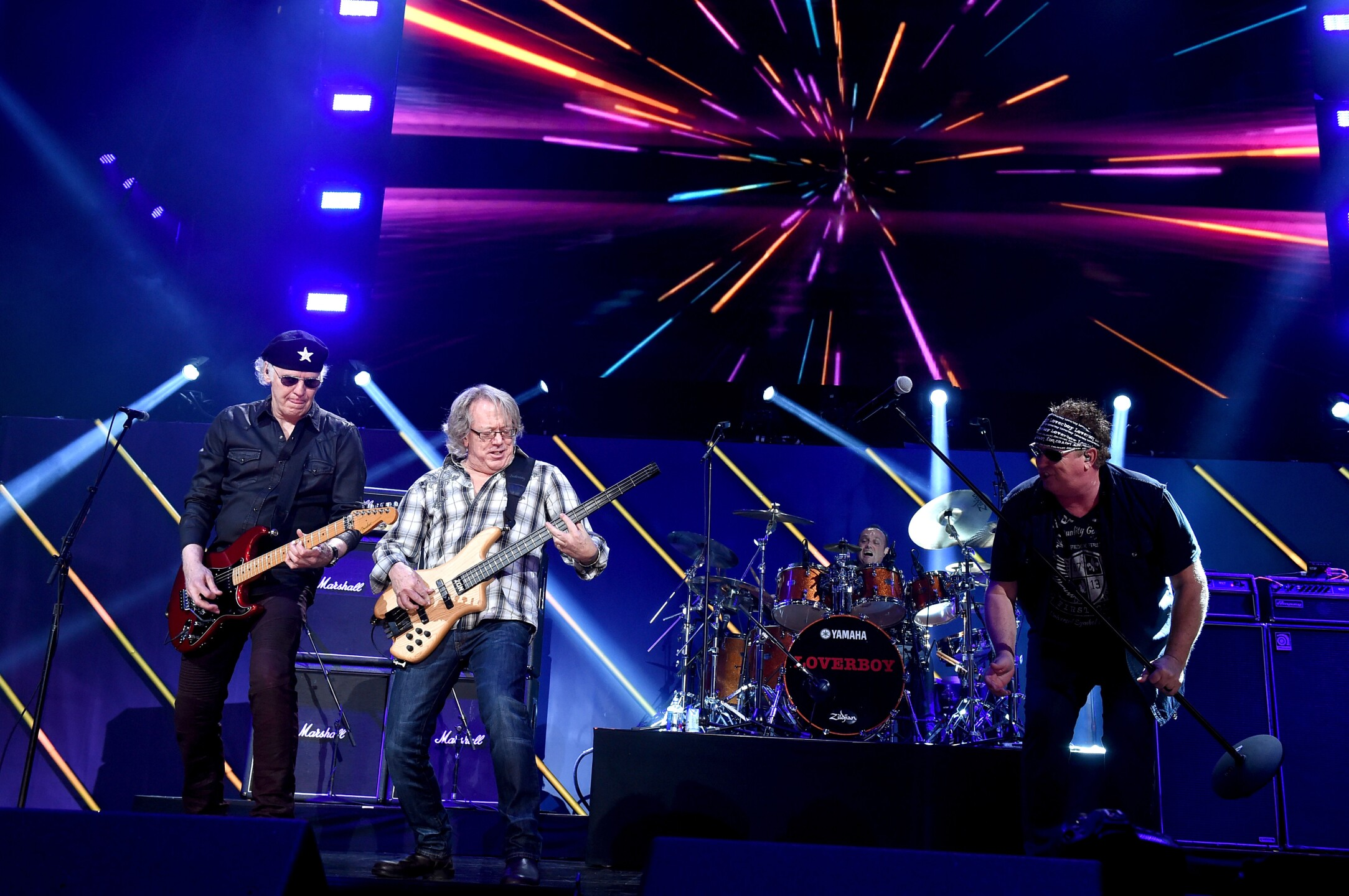 Loverboy to perform at Summerfest 2019.