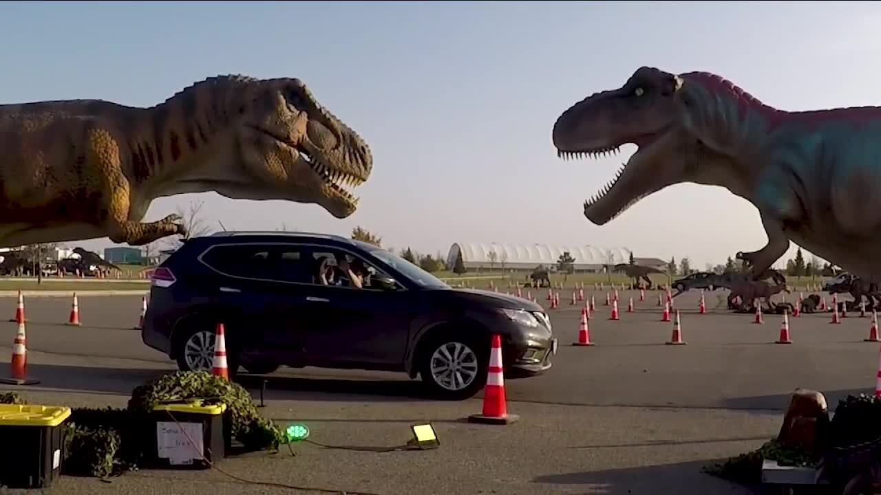 Jurassic Empire drive-thru