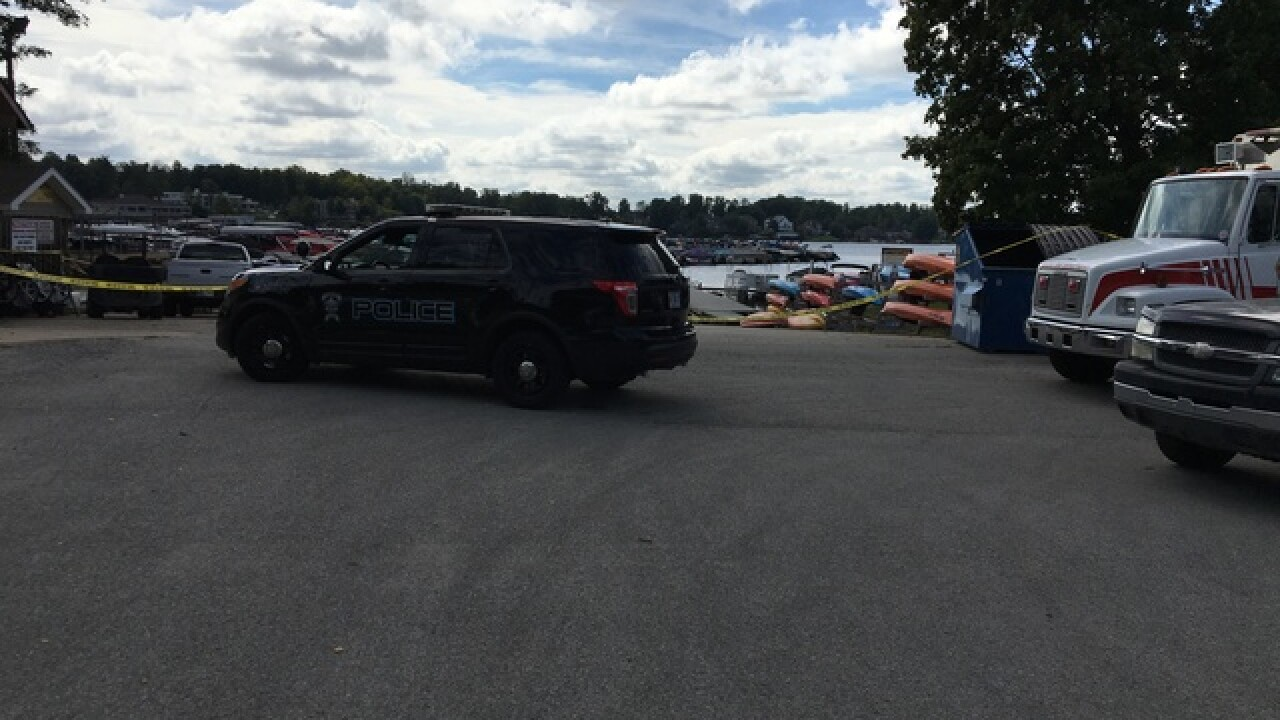 Body found in Geist Reservoir near Fishers