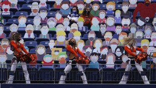 Broncos fill empty seats with dozens of 'South Park' characters