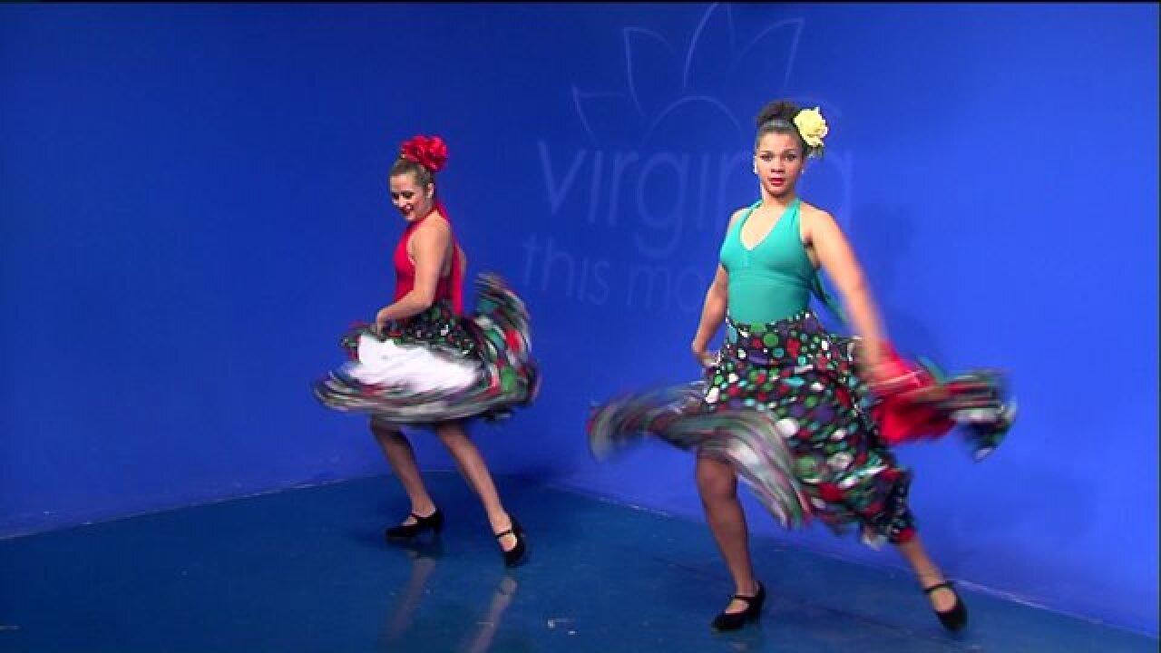 """Enjoy a preview of the Latin Ballet of Virginia's, """"The Legend of the Poinsettia"""""""