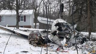 Ohio plane crash
