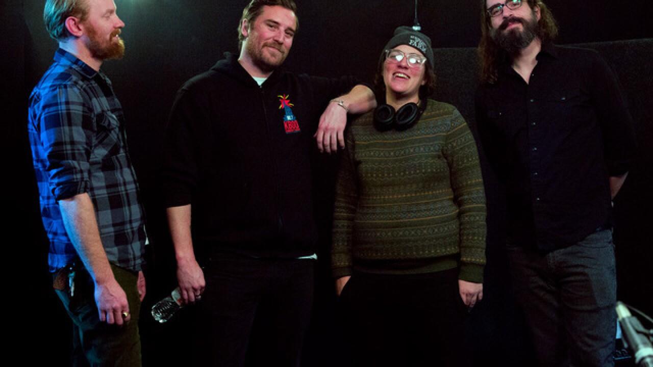 LISTEN: Fruition brings folk rock swagger to NKY