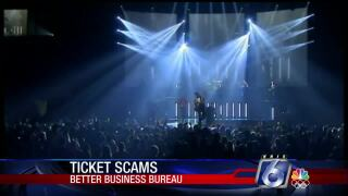 The BBB provides tips so you won't get fleeced when buying tickets for your favorite events