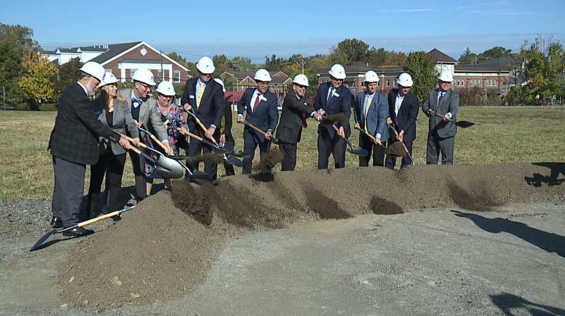 Montgomery Roundabout Groundbreaking.PNG