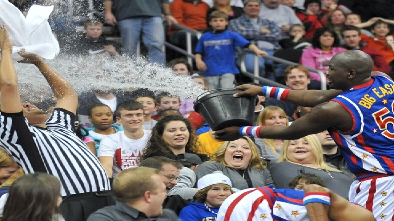 Globetrotters remove water bucket skit in Flint