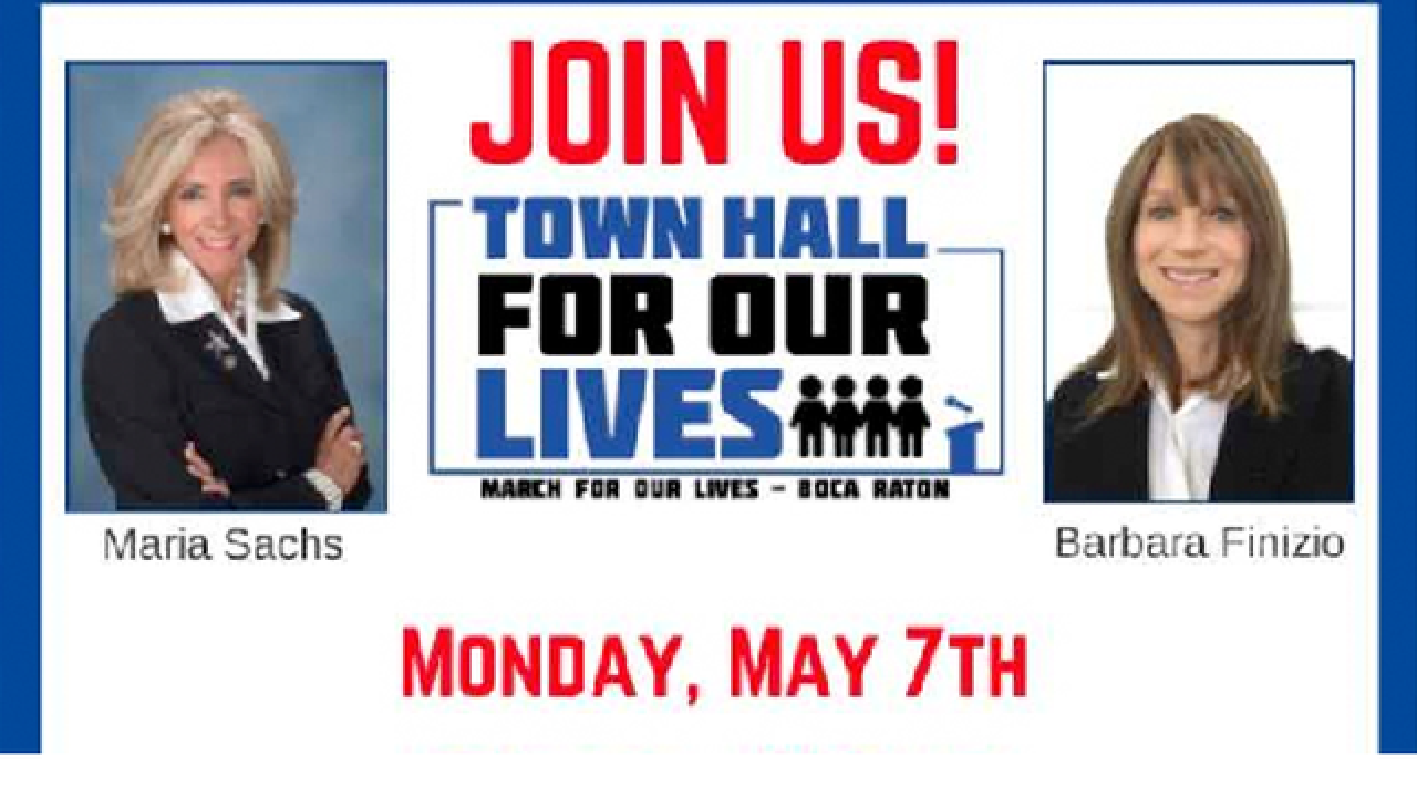 Controversial 'Town Hall For Our Lives' canceled