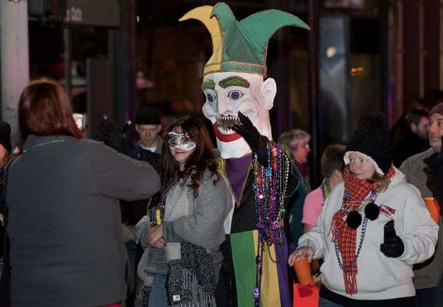 Mainstrasse Mardi Gras 2017