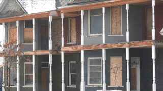 Butte Buildings to be restored with new program