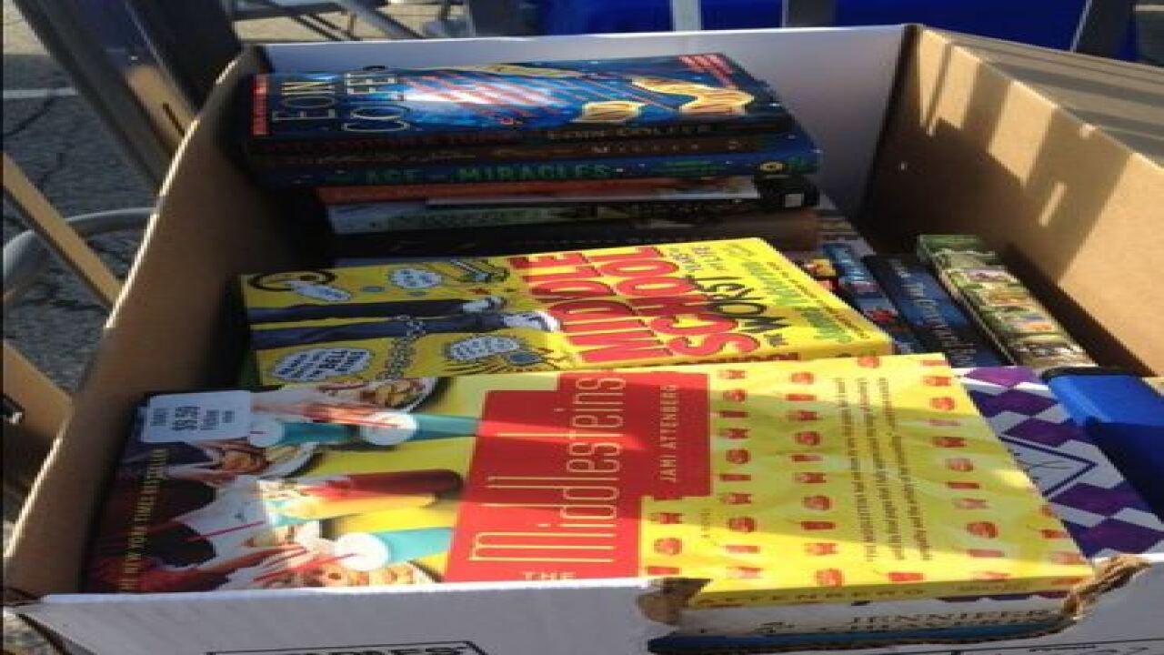 PHOTOS: Books for Beverland