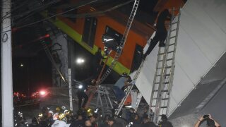 Mexico City Metro Collapse
