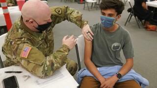 COVID vaccine Utah
