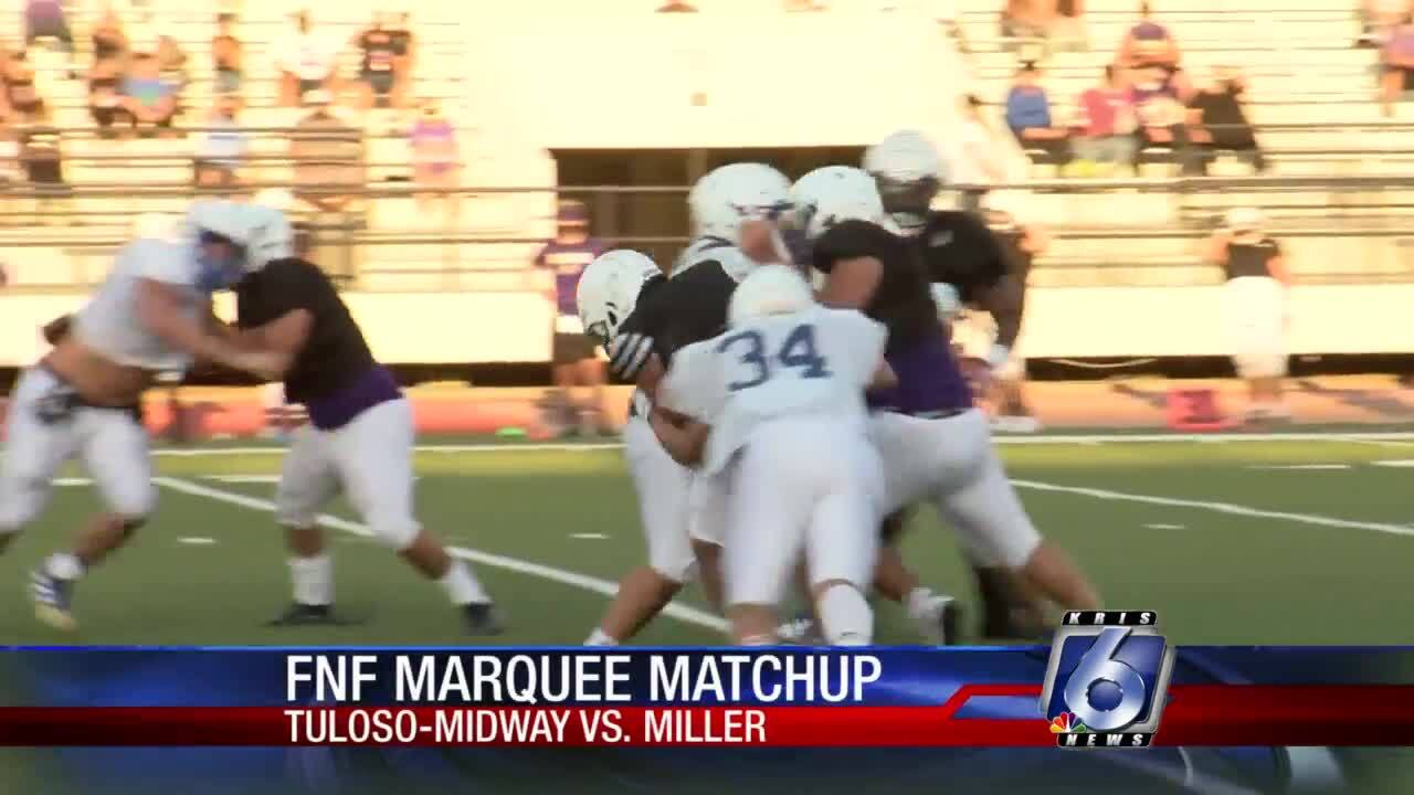 Friday Night Fever Marquee Matchup: Tuloso-Midway vs. Miller