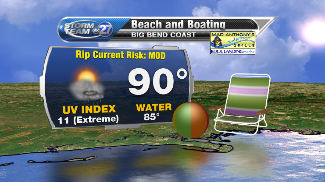Beach and Boating forecast B (07/06/2017)