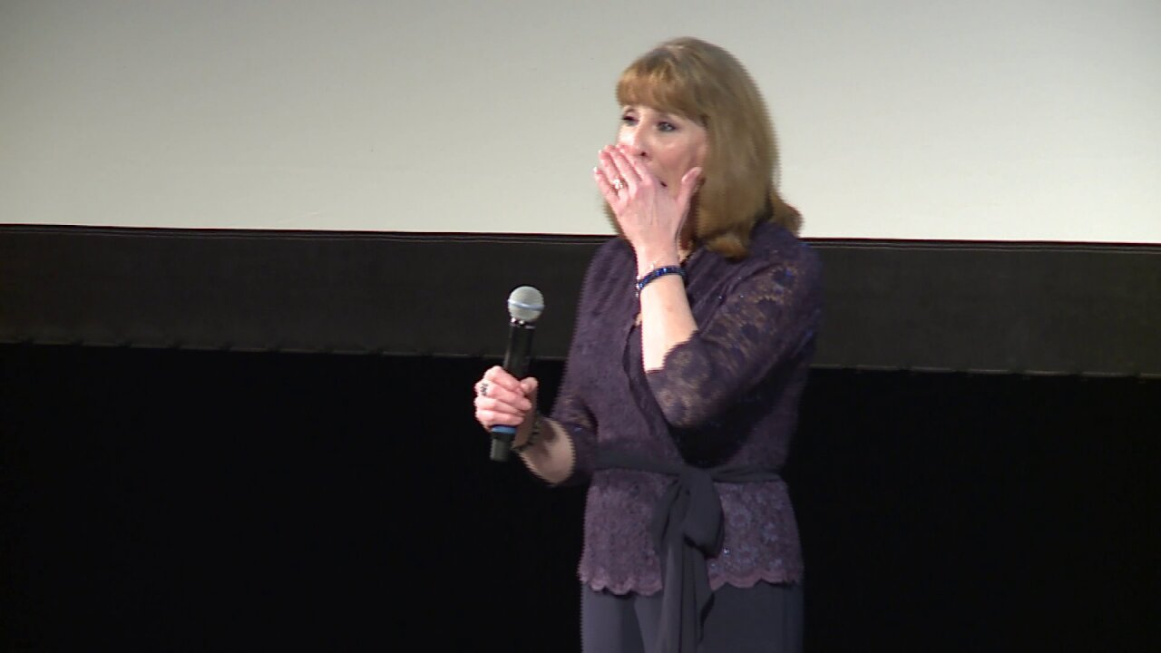 'Downton Abbey' star stuns fans at Richmond previewscreening