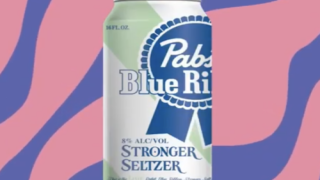PBR Just Released A New Hard Seltzer With 8% Alcohol