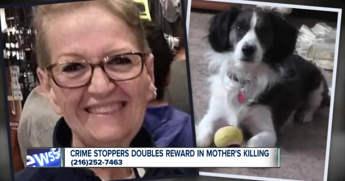 Reward doubled for information about Cleveland Clinic worker gunned down while walking her dog