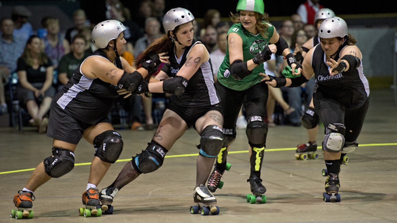 Cincinnati Rollergirls reveal new home, share 2017 schedule